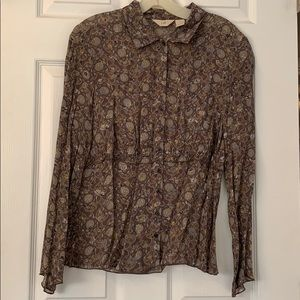 Women's blouse size small.